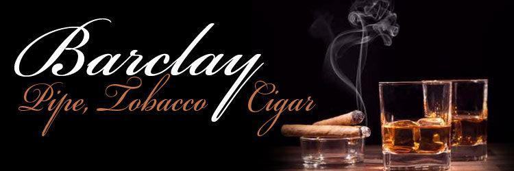 Barclay Pipe, Tobacco and Cigar